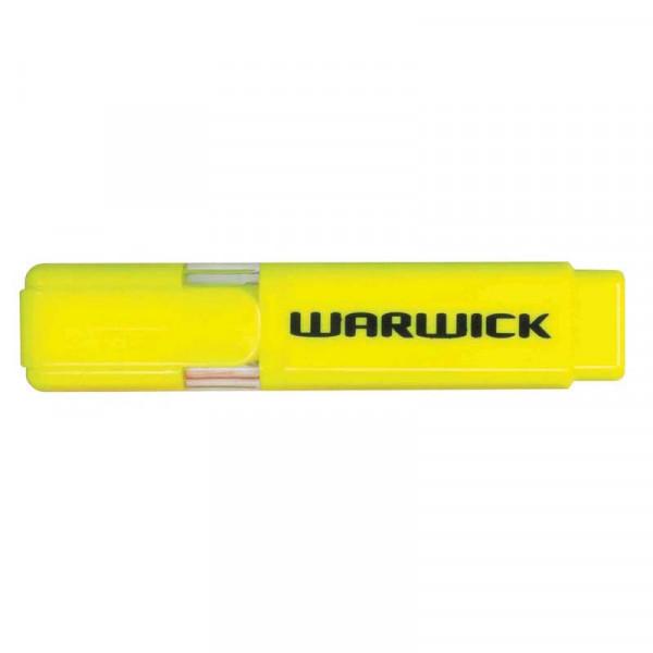 BEST BUY Warwick Highlighter Stubby Yellow