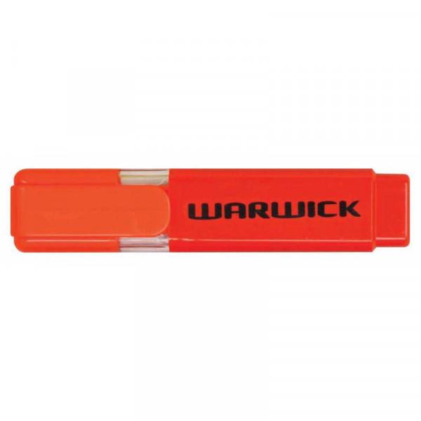 BEST BUY Warwick Highlighter Stubby Orange