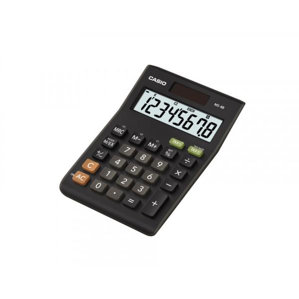 Casio Compact Desktop Calculator MS-8F