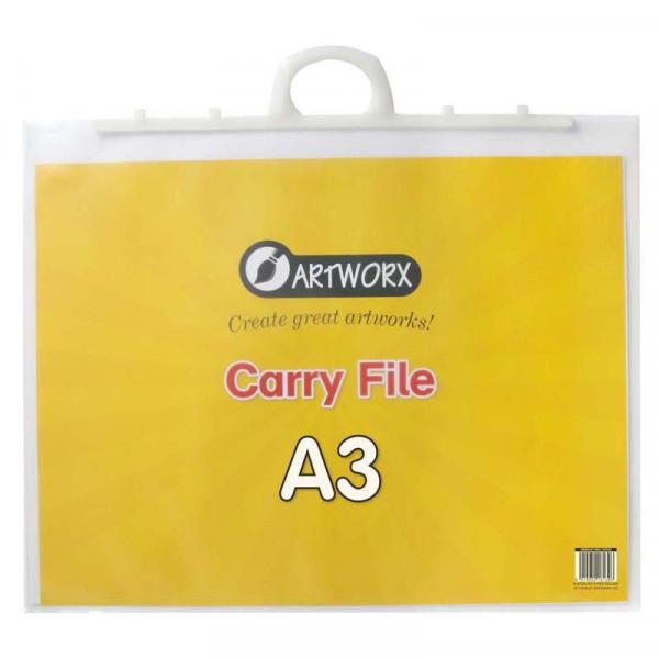 Artworx Carry File A3