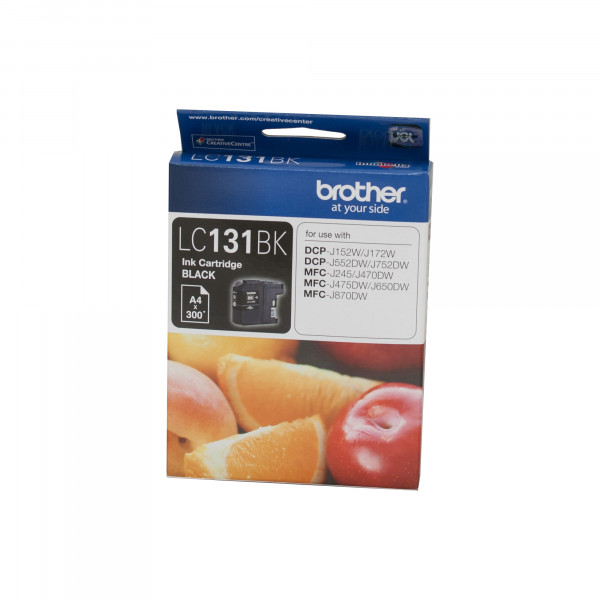 Brother LC131 Black Ink Cart