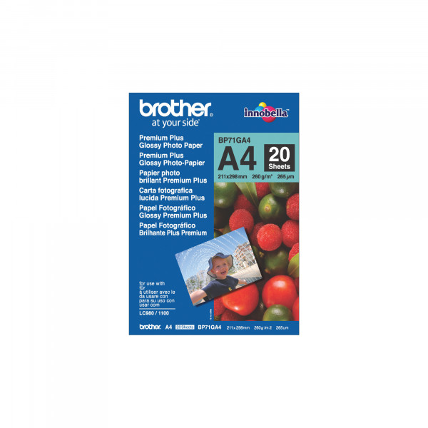 Brother BP71GA4 Glossy Paper