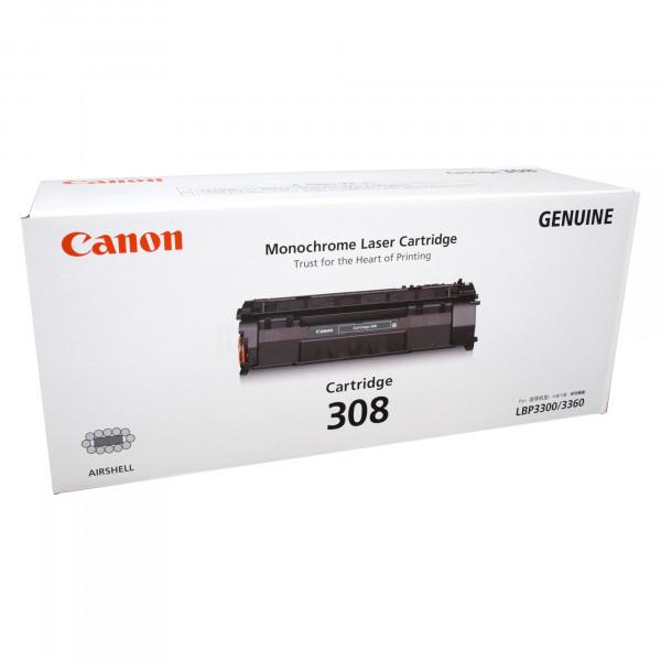 Canon CART308 Black Toner