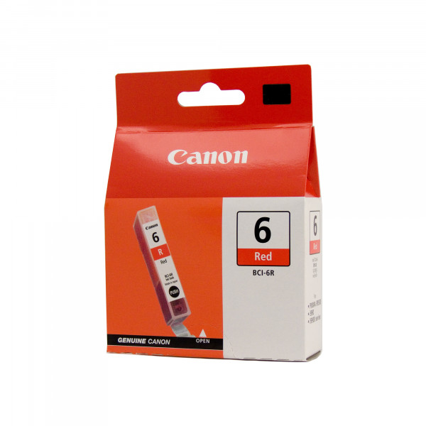 Canon BCI6R Red Ink Tank
