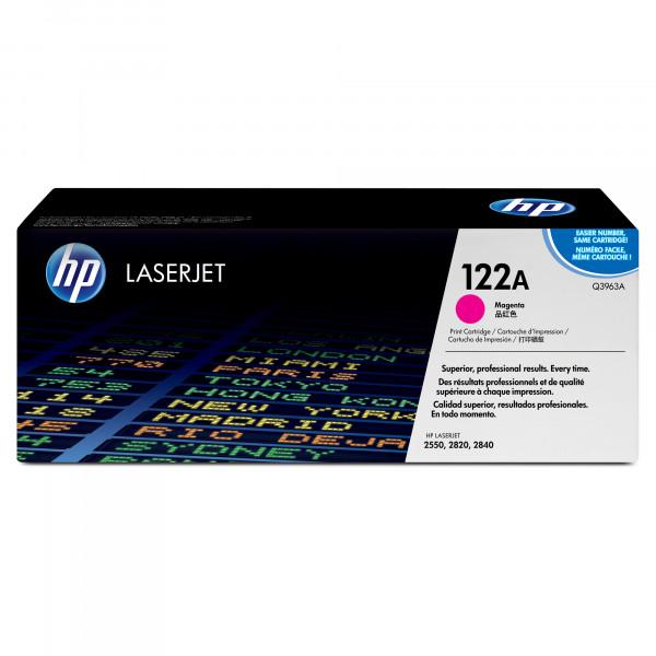 HP #122A HY Mag Toner Q3963A
