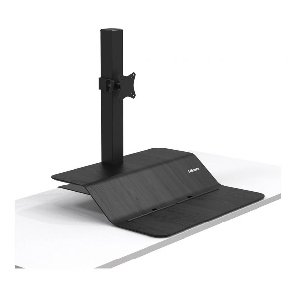 Fellowes Sit Stand Workstation - Lotus™ VE - Single Monitor