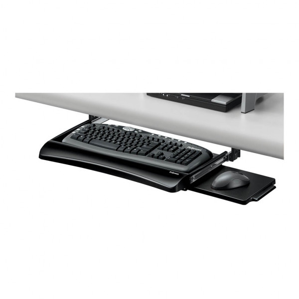 Fellowes Keyboard Manager - underdesk - Office Suites