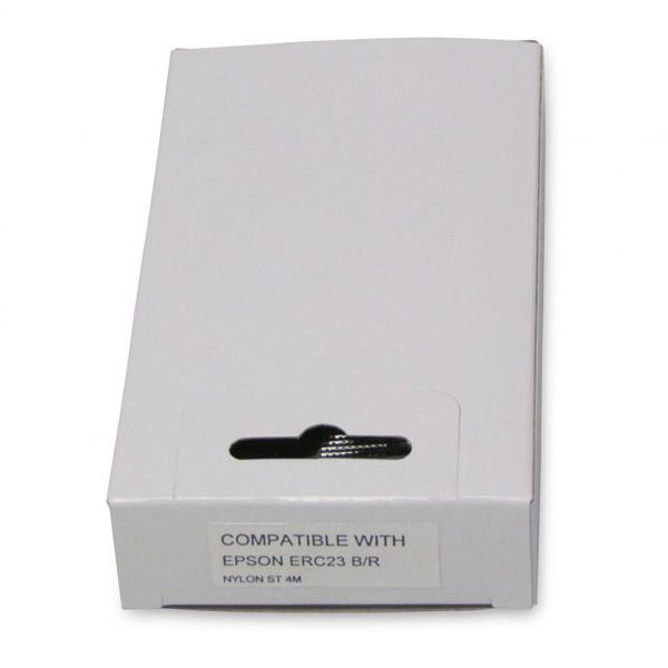 Icon Compatible Epson Ribbon Black/Red ERC23