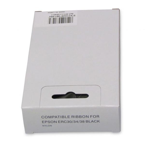 Icon Compatible Epson Ribbon Black ERC30/34/38