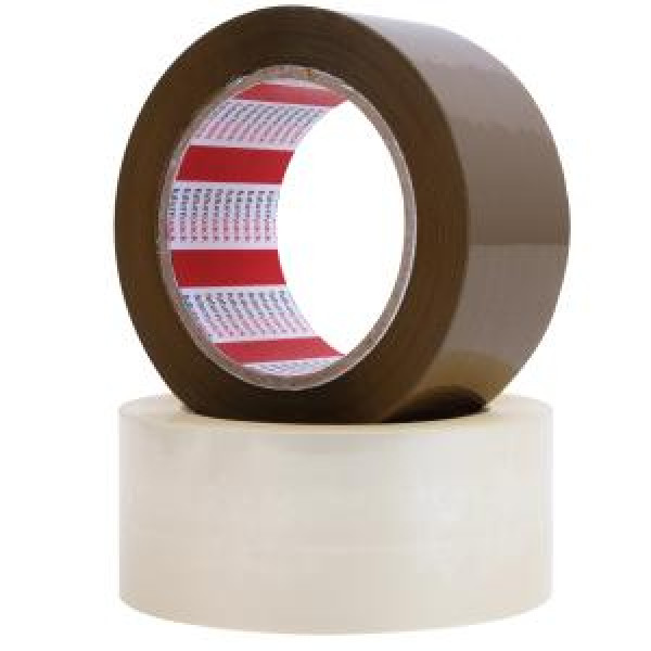 Tapespec Opp Packaging Tape Low Noise 28mm X 100m Tan