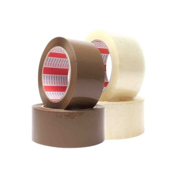 Tapespec Opp Packaging Tape 48mm X 50m Clear Pack 6